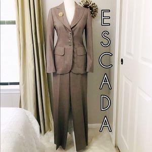 Escada Pant Suit
